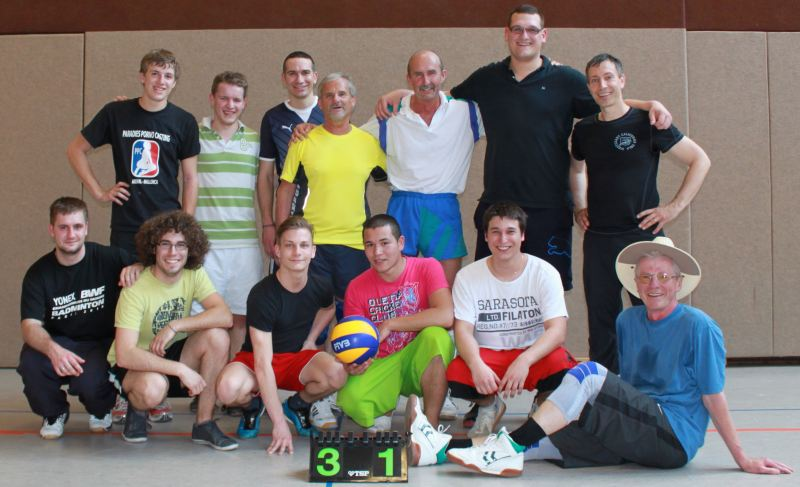 Volleyball 03.05.2012